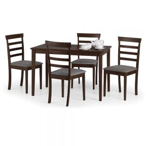 mahogany dining table chair set furniture belfast ireland uk