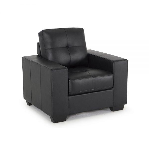faux leather black 1 seater sofa sale belfast uk ni ireland