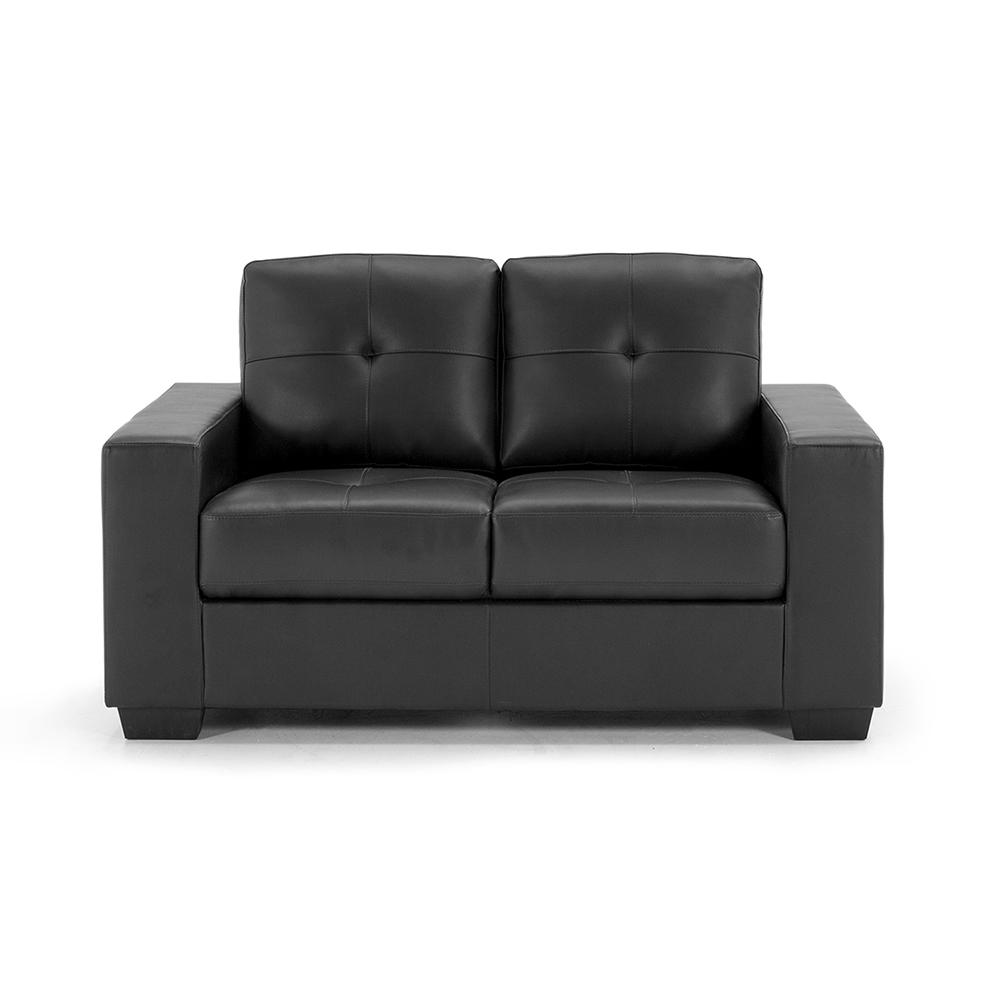 Gemma 2 Seater Black