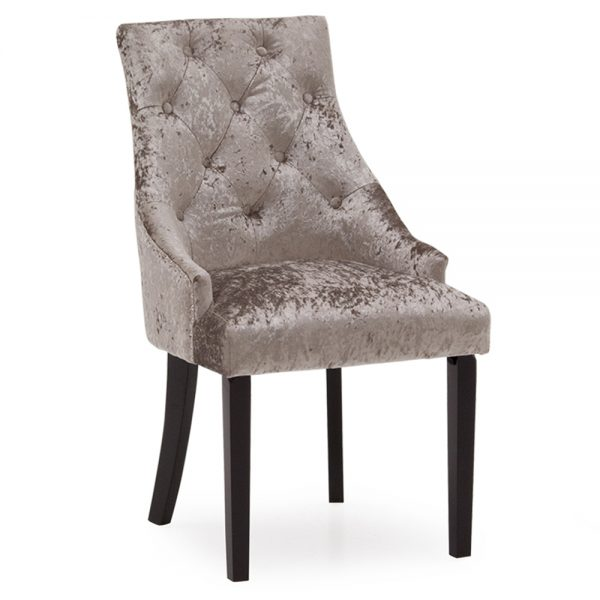 crushed velvet mink dining chair sale belfast uk ni ireland