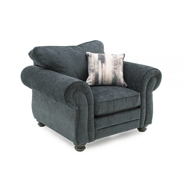fabric sofa 1 seater chenille sale belfast uk ni ireland