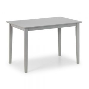 dining table grey wood furniture sale belfast uk ni ireland