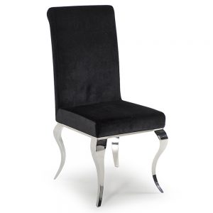 black velvet chair dining furniture sale belfast uk ni ireland