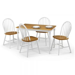 dining table sets white oak chair unriture belfast uk ni irealnd