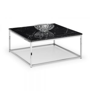 black glass marble gloss coffee table furniture uk ni ireland belfast