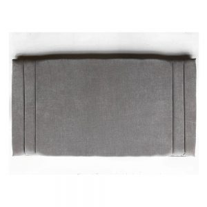 twin pleat headboard colours mink grey bed furniture uk ireland belfast