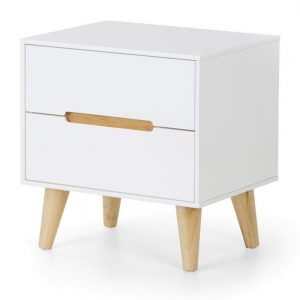 white wooden bedside cabinet shop home bedroom furniture uk ni ireland belfast