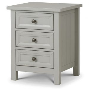 dove grey bedroom frniture bedside cabinet shop home ireland uk ni belfast
