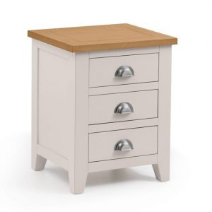 3 drawer wooden bedside cabinet home furniture belfast uk ni ireland