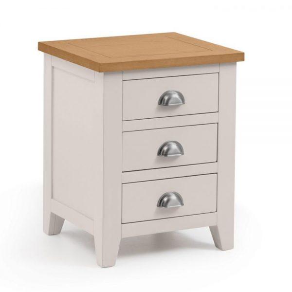 3 drawer wooden bedside cabinet home furniture belfast uk ni ireland
