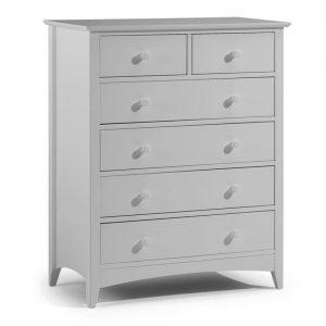 4 2 drawer ches grey bedroom furniture belfast shop home uk ni ireland