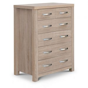 6 drawer chest shop home bedroom furniture belfast uk ni ireland