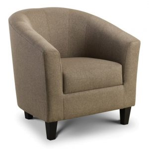 mushroom brown beige fabric chair tub sofas furniture belfast uk ni ireland shop home furniture