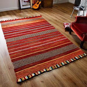 stripe red rug ireland north