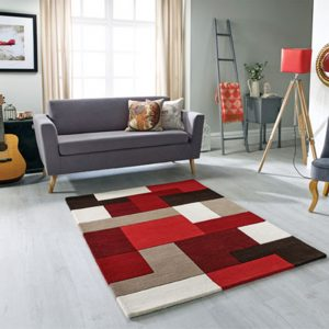 red rug uk