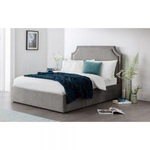 3 drawer bed bedstead fabric shop home bedroom furniture uk ni ireland belfast