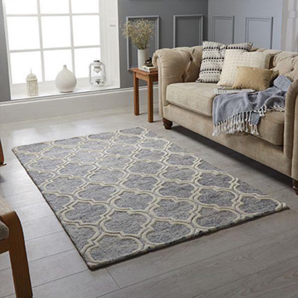 grey rug pattern uk ni ireland