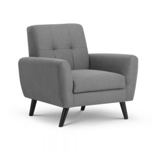 grey fabric arm chair sofa belfast uk ni ireland belfast shop home furniture
