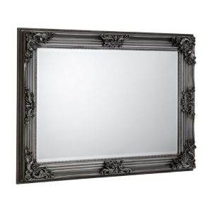 dark grey charcoal pweter wall mirror hanging shop home decor furniture uk ni ireland belfast