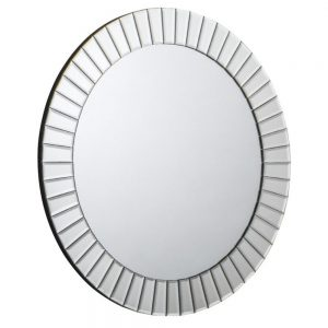 round wall mirror silver design uk ni ireland belfast shop home decor furniture