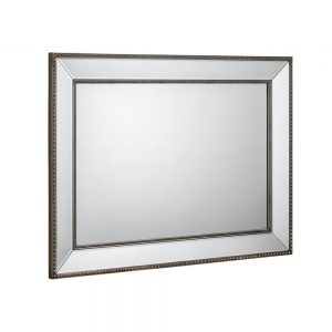 mirror wall beaded design shop home furniture deco uk ni ireland belfast