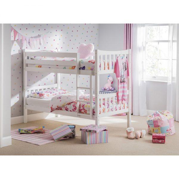 white kids children teens bunk bed shop home furniture uk ni ireland belfast