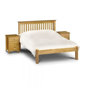 wooden bed pine uk ireland