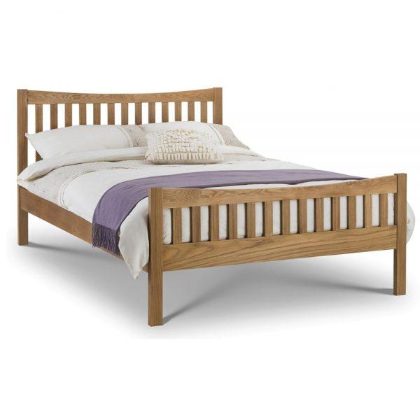 wooden bed bedstead uk ireland