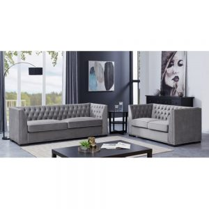 grey sofa set 3 2