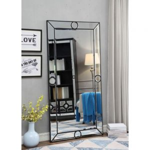 large wall standing dress mirror