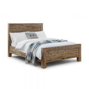 wooden bed uk ireland