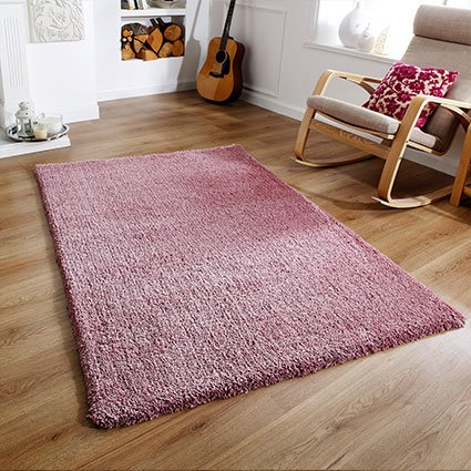 mauve uk ni ireland rug soft fluffy