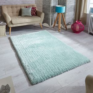 mint fluff soft rug uk ireland