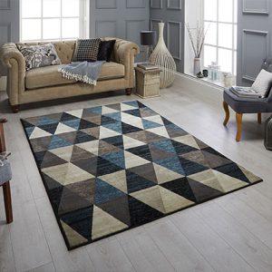 rug pattern geometric