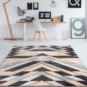 beige pattern beautiful rug