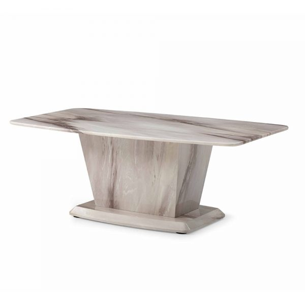 coffee table cream marble