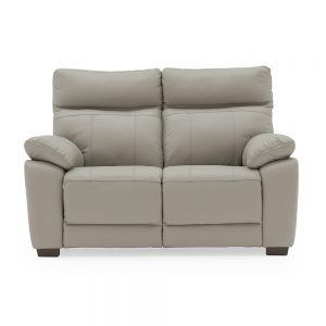 2 seater light grey
