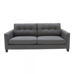 3 seater sofa grey