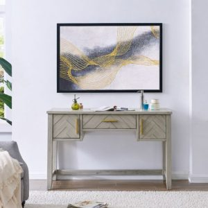 grey dressing table modern